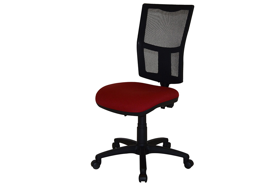 Spice Black Mesh Chair